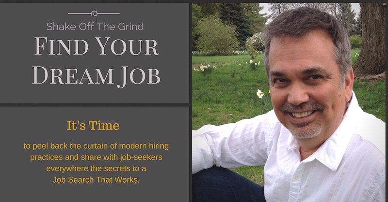 Shake Off The Grind. Find Your Dream Job. Free Interview Tips. Send Them To Me.