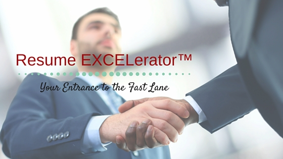 Resume EXCELERATOR™
